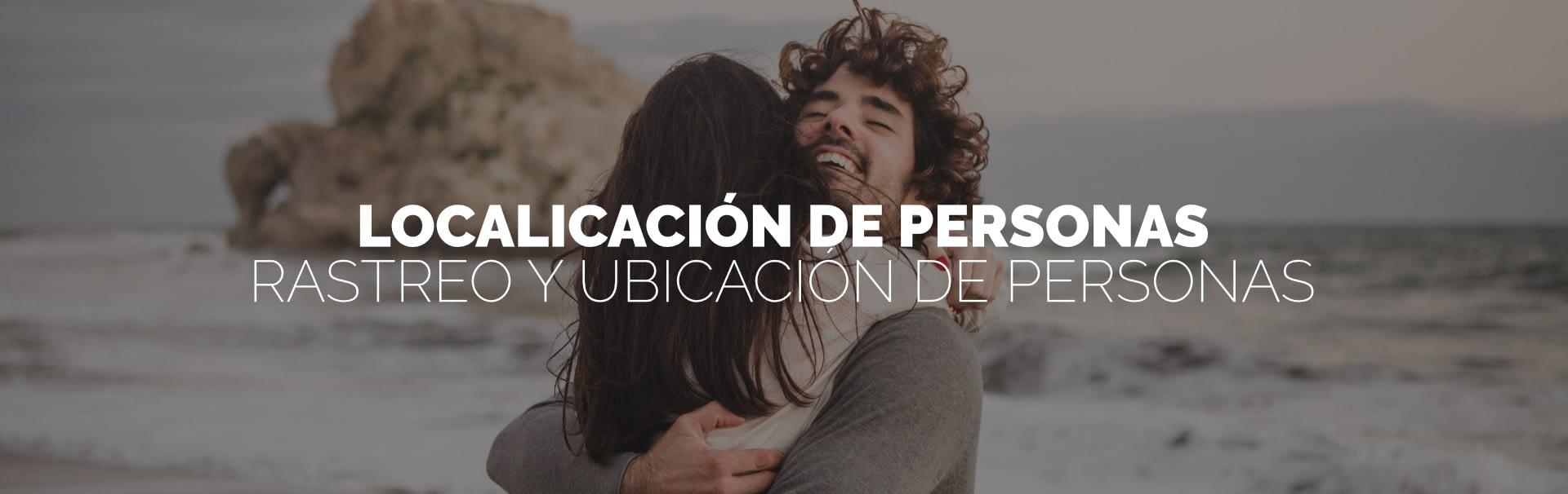 UBICACION DE PERSONAS